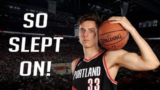 Meet Zach Collins: The Promising 2017 Lottery Pick That NO ONE Is Talking About