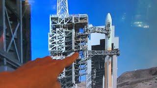Space X Delta IV Rocket Live launch! UFO Coverup? 1/12/18
