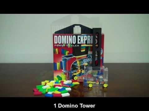 Domino Express Power Dealer tutorial - Goliath Games