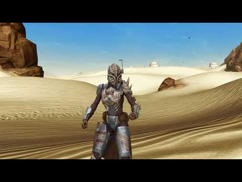 Merciless Seeker's Armor Set Preview 360° Spin (Female)