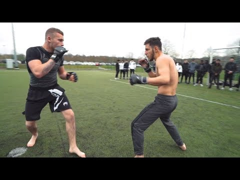 COMBAT - RAMZAN loup noir vs VINCENT indestructible (YFC 7)