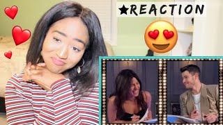 *CUTE COUPLE ALERT* Priyanka Chopra & Nick Jonas Play The Newlywed Game | Vogue | REACTION