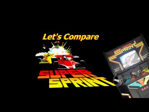 Let's Compare ( Super Sprint )