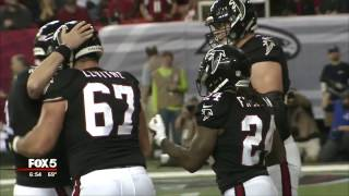 Falcons player