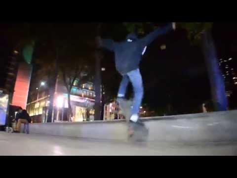 Toxina SkateCo; Miguel Venegas Gabriel Acosta