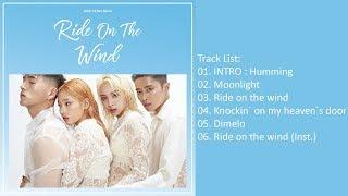 [Full Album] KARD – RIDE ON THE WIND (3rd Mini Album)
