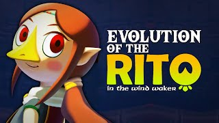 The MYSTERY of Wind Waker's Rito Tribe (Zelda Theory)