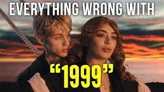 """Everything Wrong With Charli XCX & Troye Sivan - """"1999"""""""