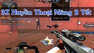 CF Legends : Vội Vội Vàng Vàng Cầm Sniper Lao Lên Cân Cả Team