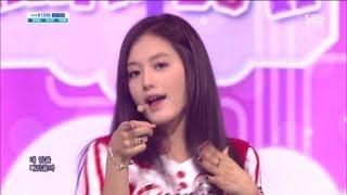 레인보우 (Rainbow) [Sunshine] @SBS Inkigayo 인기가요 20130630