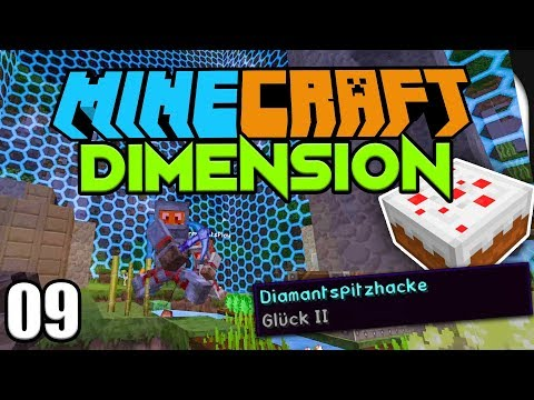 EXPLOSION IN UNSERER BASIS ☆ Minecraft DIMENSION #9