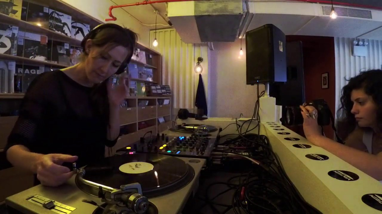 Ellen Allien, Julia Govor, Volvox and more - Live @ Vinylism x Halcyon New York 2019