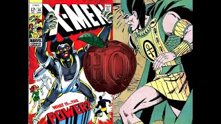 X-Men Capítulo 83: The X-Men #56 | A Origem do Faraó Vivo