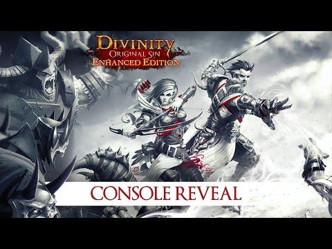 Divinity: Original Sin - Enhanced Edition oznámen pro PS4 a Xbox One