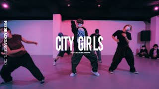 CHRIS BROWN & YOUNG THUG - CITY GIRLS | BADA LEE Choreography