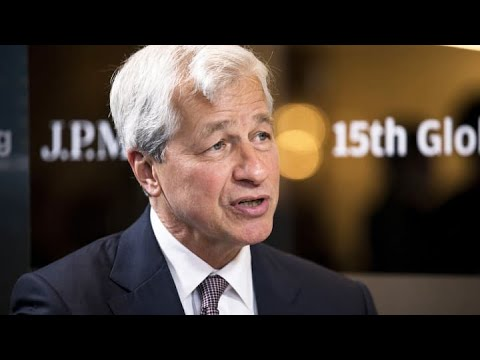 Jamie Dimon thought about running for president
