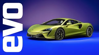 2021 McLaren Artura revealed | evo UNWRAPPED by EVO Magazine