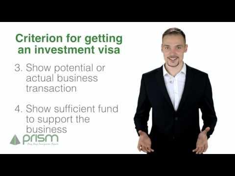 香港投资签证
