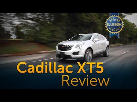 External Review Video JQPnOo1lE98 for Cadillac XT5 Crossover