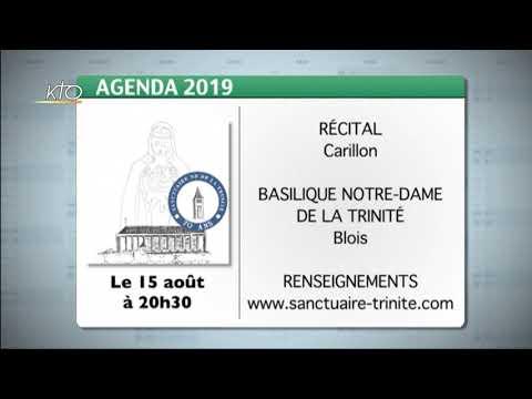 Agenda du 29 juillet 2019
