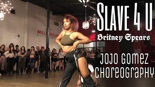 Slave 4 U - Britney Spears | Jojo Gomez Choreography | Millenium Dance Complex | Tanya Chamoli