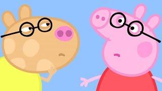 Peppa Pig en Español Episodios completos | Prueba de ojo de Peppa Pig! | Dibujos Animados | Kholo.pk