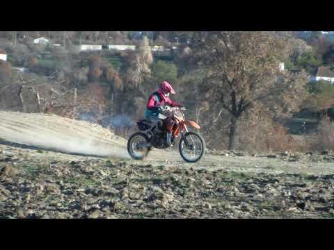Pista de Motocross em Andorinha! Vlog 02
