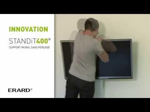 "Erard STANDiT 400 (Universel, 55"", 30kg)"