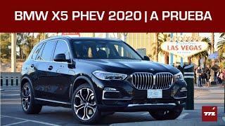 BMW X5 xDrive45e PHEV, a prueba: más de 6,500 km en ruta CDMX - Las Vegas - CDMX