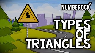 Triangle Song | Types Of Triangles For Kids | Geometry