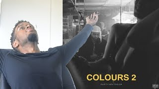 Gambar cover PARTYNEXTDOOR - COLOURS 2 First REACTION/REVIEW