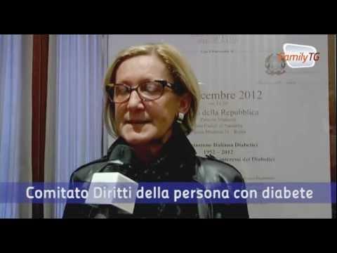 Programma di formazione individuale per i bambini con diabete