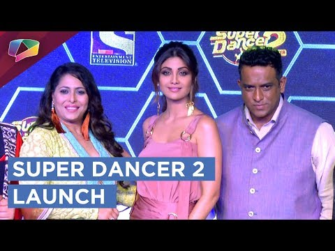 Launched Super Dancer 2 |