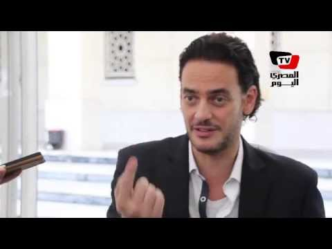 خالد أبو النجا: كلنا أصبحنا «مسيسين» بعد ثورات الربيع العربى