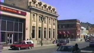 preview picture of video 'Downtown Brantford 1993.'