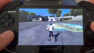 PS VITA Skate 3 4.41 CFW Remote Play