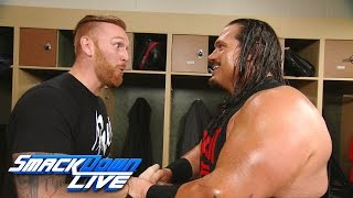Heath Slater desperately searches for a tag team partner: SmackDown Live, Aug. 23, 2016