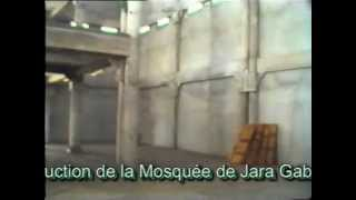 preview picture of video 'أشغال بناء الجامع الكبير جارة قابس_1995_ مقاولات محمد العياشي العجرودي'