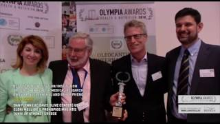 Olympia Awards Health & Nutrition 2016