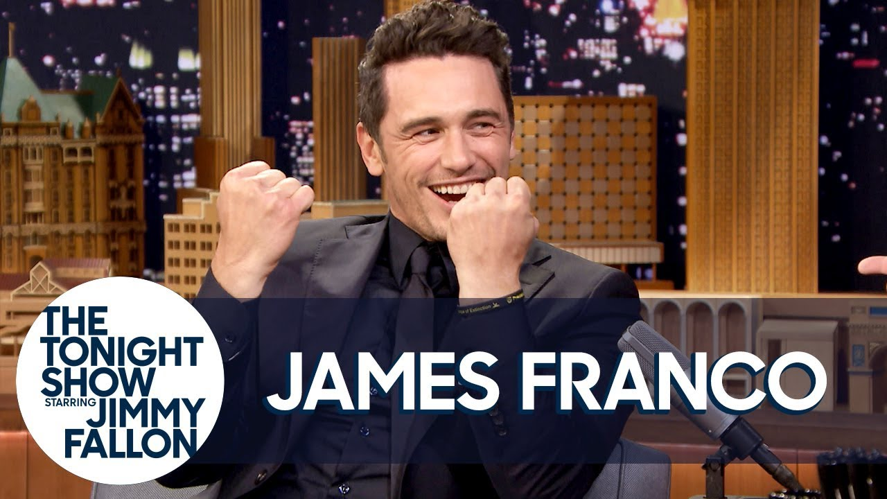 James Franco Does His Impression of The Room's Tommy Wiseau thumbnail