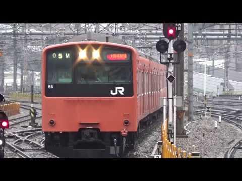【4K60p】~JR西日本大阪駅全番線到着放送・到着シーン集~