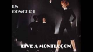Mylène Farmer - Jardin De Vienne [Live À Montluçon 7-Octobre-1989]