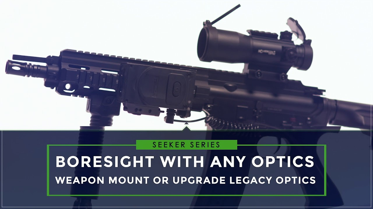 Видео о товаре Дальномер Newcon Optik Seeker M