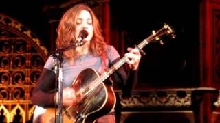 Ani DiFranco - Which Side Are You On? (Union Chapel, London, 10/01/2012)