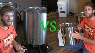 How To Choose A Kettle: Home Brewing Basics
