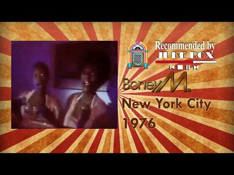 Boney M. New York City 1976