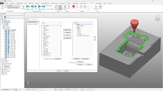 PowerMill 2018 and the Ribbon interface