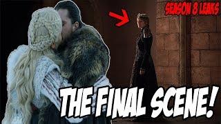 The LAST Scene! Game Of Thrones Season 8 (Leaked Spoilers)