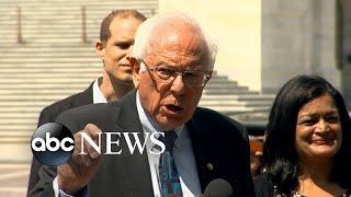 Bernie Sanders unveils plan to cancel all student loan debt