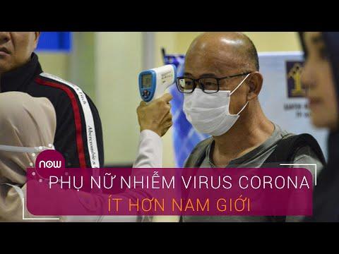 Lý giải việc phụ nữ nhiễm virus Corona ít hơn nam giới | VTC Now